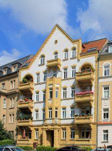 Wohnhaus Leonhardtstraße 36 Kaßberg