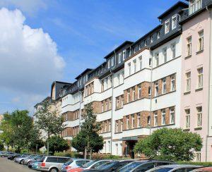 Wohnhaus Walter Oertel-Straße 60 bis 64 Kaßberg