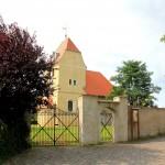 Ev. Pfarrkirche in Kleipötzschau