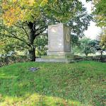 Lützow-Denkmal in Kleinschkorlopp