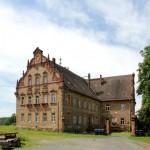Herrenhaus Kössern, (Zustand August 2012)