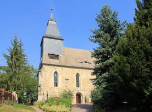 Die Kirche in Kötzschau