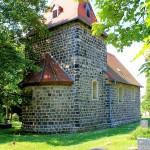 Wehrkirche in Kulkwitz