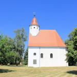 Labrun, Ev. Kirche