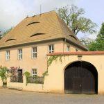 Lampertswalde, Pfarrhaus