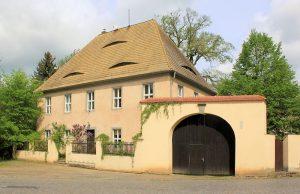 Pfarrhaus Lampertswalde