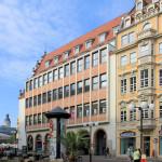 Alte Waage Leipzig, Ansicht Katharinenstraße