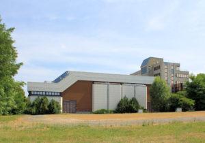 Messehalle 13 auf dem Alten Messegelände Leipzig