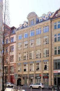 Geschäftshaus Katharinenstraße 15 Leipzig
