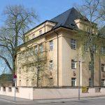 AOK PLUS Filiale Leipzig Zentrum-West, Nebengebäude