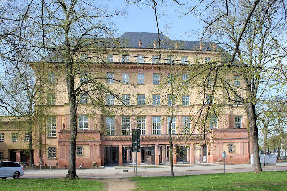Aok Plus Filiale Leipzig Zentrum Leipzig