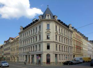 Wohnhaus Arthur-Hoffmann-Straße 51 Leipzig