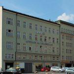 Zentrum-Südost, Autohaus Johannisplatz
