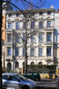 Wohnhaus Ferdinand-Lasalle-Straße 5 Leipzig