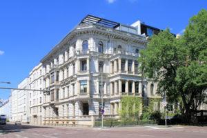 Wohnhaus Ferdinand-Lasalle-Straße 8 Leipzig