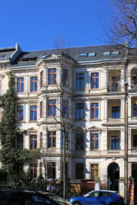 Wohnhaus Ferdinand-Lasalle-Straße 18 Leipzig