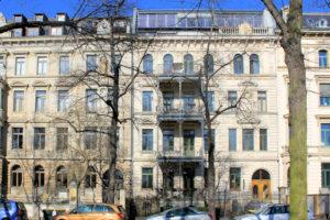 Wohnhaus Ferdinand-Lassalle-Straße 10 Leipzig
