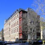 Zentrum-West, Hauptmannstraße 10