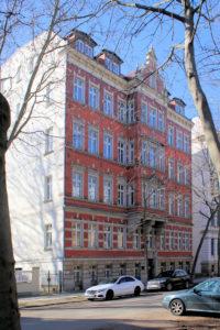 Wohnhaus Beethovenstraße 29 Leipzig