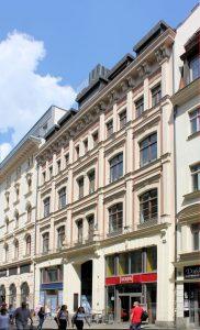 Haus Blauer und Goldener Stern Leipzig