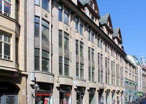 Haus Blauer Hecht Leipzig