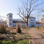Botanischer Garten Leipzig, Gewächshaus