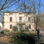 Botanischer Garten Leipzig, Inspektorenhaus