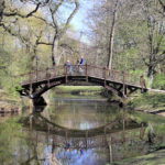 Zentrum-West, Brücken Johannapark