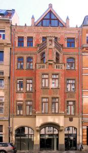 Geschäftshaus Brühl 64 Leipzig