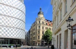 Wohn- und Geschäftshaus Brühl 4 Leipzig