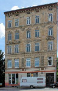 Wohnhaus Büttnerstraße 8 Leipzig