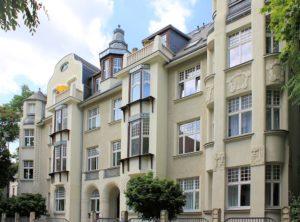 Wohnhaus Chopinstraße 11 a Leipzig