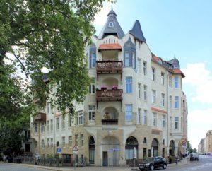 Wohnhaus Chopinstraße 15 Leipzig