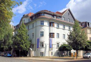 Wohnheim Chopinstraße 28 Leipzig