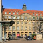 Zentrum, Commerzbank (ehem. Dresdner Bank)