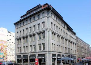 """Haus """"Das schwarze Hufeisen"""" Leipzig"""