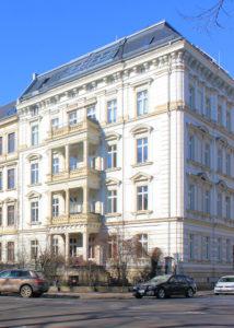 Wohnhaus Davidstraße 1 Leipzig