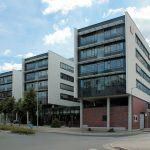 Verwaltungsgebäude DB Netz AG Leipzig