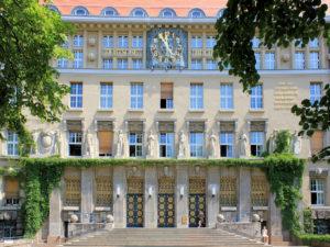 Deutsche Bücherei Leipzig (Deutsche Nationalbibliothek)