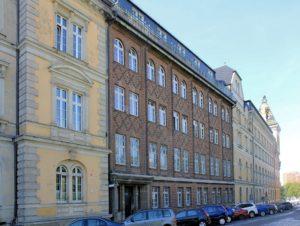 Behördenzentrum Mitte Leipzig