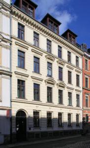 Wohnhaus Dimitroffstraße 28 Leipzig