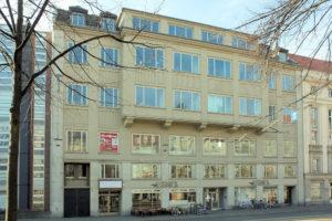 Geschäftshaus Dittrichring 17 Leipzig