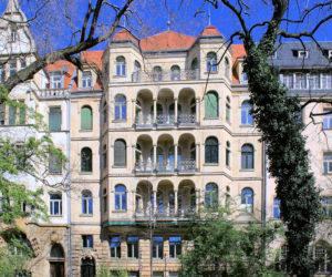 Wohn- und Geschäftshaus Dittrichring 14 Leipzig