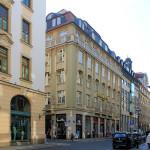 Zentrum, Dresdner Hof
