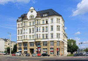 Wohn- und Geschäftshaus Dresdner Straße 25 Leipzig
