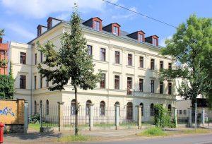 Wohnhaus Dresdner Straße 17/17a/17b Leipzig