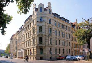 Wohnhaus Dufourstraße 2 Leipzig
