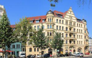 Wohnhaus Dufourstraße 36/38 Leipzig