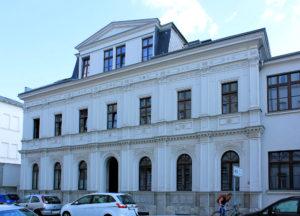 Wohnhaus Goldschmidtstraße 24 Leipzig