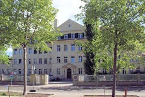 Eitingonhaus (Städtisches Klinikum St. Georg, Haus Eitingon) Leipzig